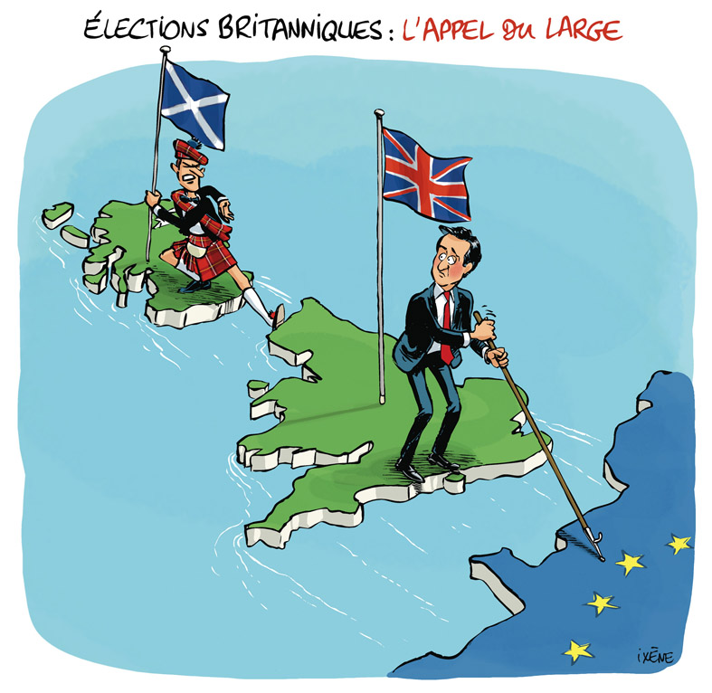 Ixene 1948 Elections britanniques LR