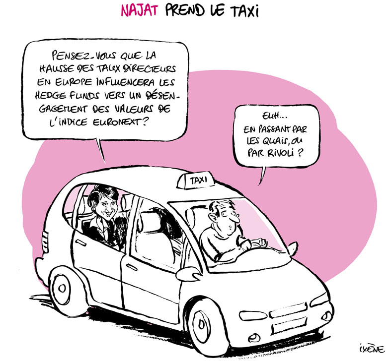 Ixene 2015 05 20 Najat prend taxi bichro LR