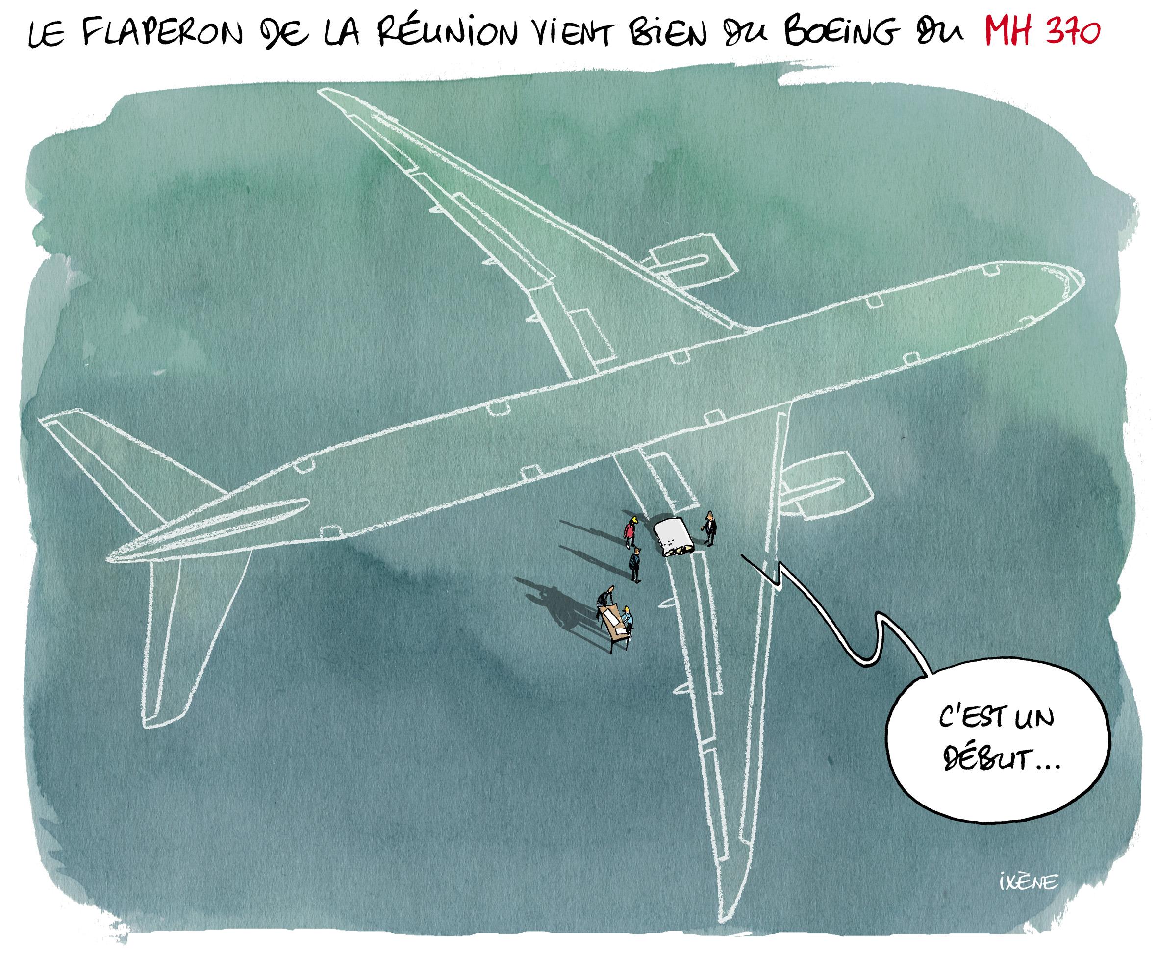 2015 08 05 Flaperon MH370 01