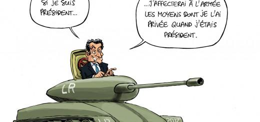 Ixene Général Sarkozy