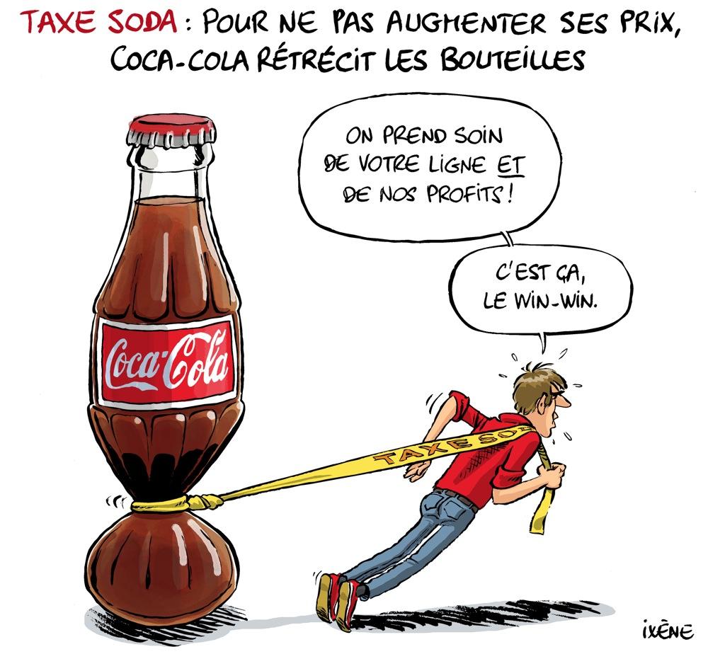 Apres Le Coca Zero Le Coca Negatif Ixene